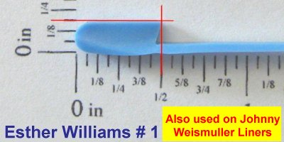 Esther Williams Pool Liner Bead